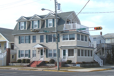 1400 Wesley Avenue, Ocean city New Jersey, Walk to the Beach, Boardwalk