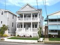 5005 Asbury Ave, Ocean city New Jersey. Rented weeks are indicated by a minus sign.
