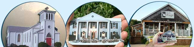 Sundance Replicas Handcrafted Miniatures