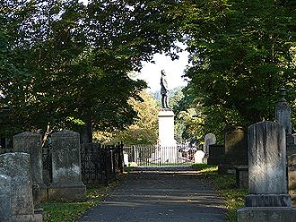 Stonewall Jackson's Grave Site