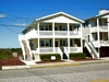 5660 West Ave, Ocean city NJ. First floor. Three bedrooms, central-air conditioning. Rented weeks are indicated by a minus sign.