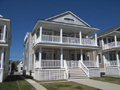 5522 Simpson Ave, Ocean city NJ. Second floor. Four bedrooms, central-air conditioning, off-street parking. Rented weeks are indicated by a minus sign.