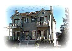5523 West Avenue, Ocean city New Jersey, townhouse, walk to tennis, basketball, shops, beach