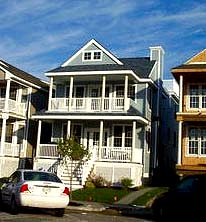 5512 West Avenue, Ocean city New Jersey, 1st floor, walk to beach