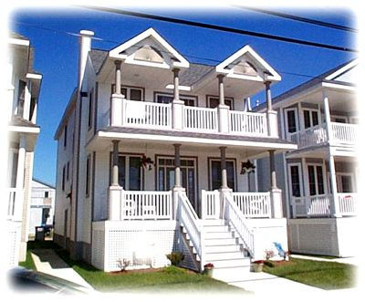 3338 West Ave, Ocean city New Jersey Vacation Home. Within  proximity to 34th Street shops and stores, playground, and a variety of dining establishments.
